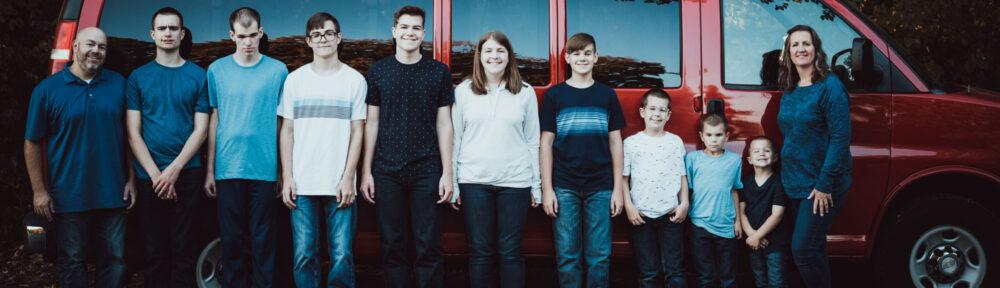 The Brubaker Family